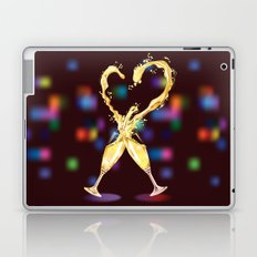 love glasses Laptop & iPad Skin