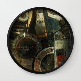 Historic Ship Wall Clock