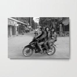 Bagan Metal Print