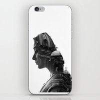 berlin iPhone & iPod Skins featuring Berlin by AnetaIvanova