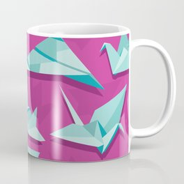 planes and cranes Coffee Mug