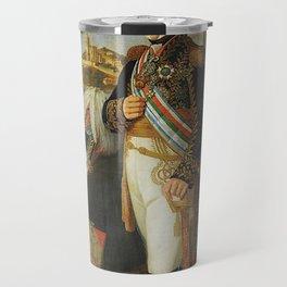 The Tyrant Tupuxuara Travel Mug