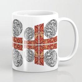 Grid Lock Coffee Mug