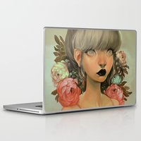 avatar Laptop & iPad Skins featuring ambrosial by loish