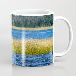 Bay Grasses Coffee Mug