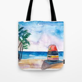 Key West Florida USA Southernmost Point of The USA Tote Bag