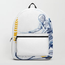 Running Late Backpack