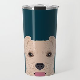 Blair - Norfolk Terrier gifts for dog lovers and pet owner gift ideas. Dog people gifts Travel Mug