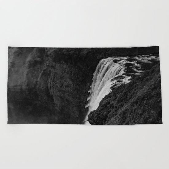 Wanderfall Beach Towel