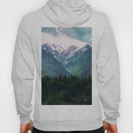 Escaping from woodland heights III Hoody