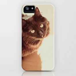 Whatcha Doin'? iPhone Case