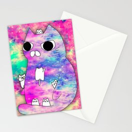 cats museum 513 Stationery Cards