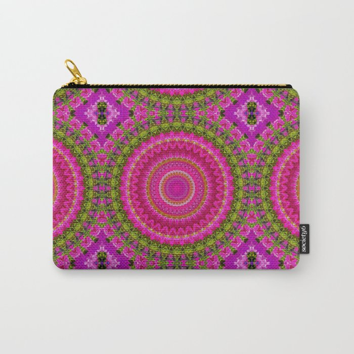 Kaleidoscope No. 5 Carry-All Pouch