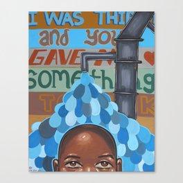 Haiti Gala Canvas Print