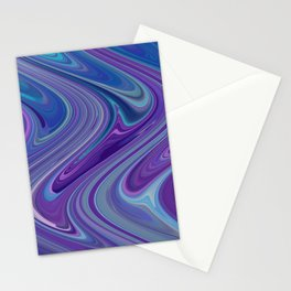 Midnight Melody Stationery Cards