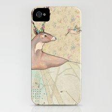 ...tener un bosque dentro. Slim Case iPhone (4, 4s)