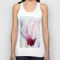 magnolia Tank Tops featuring Magnolia by Kay Weber