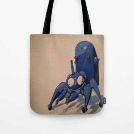 Little Tank Tote Bag