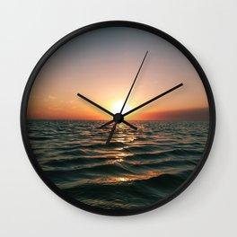 Lake Semash Wall Clock
