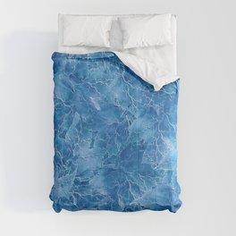 Frozen Leaves 18 Comforters