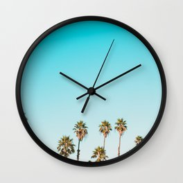 California Dreams Wall Clock