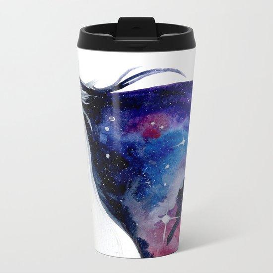 Horsehead Nebula Metal Travel Mug