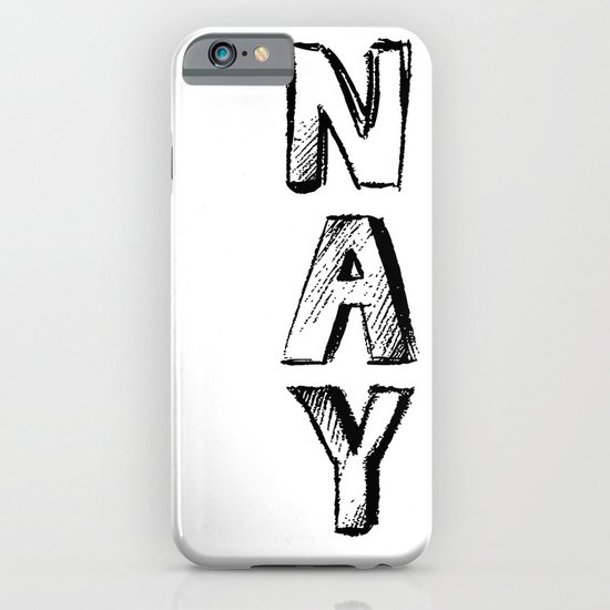 NAY iPhone & iPod Case