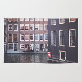 Red Light Canal Rug