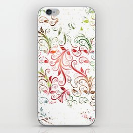 Autumn leaves 1 iPhone Skin