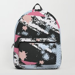 Simple pattern love Backpack