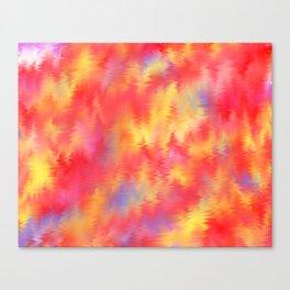Reflective Canvas Print