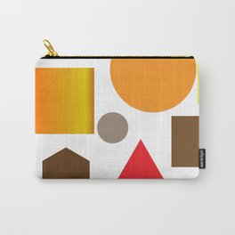 Shapes (Paco) Carry-All Pouch