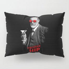Hipster Psychologist Sigmund Freud Pillow Sham