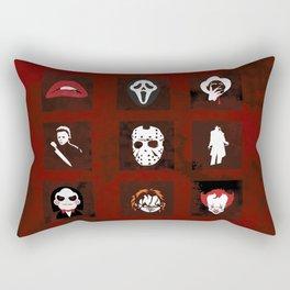 Horror Legends Rectangular Pillow