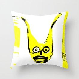 Sizzle Sam Throw Pillow