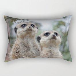 Meerkat Dreamteam Rectangular Pillow