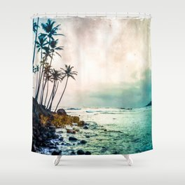 Nice View Shower Curtain