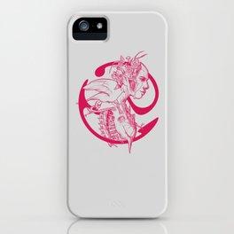 Healed My Heart iPhone Case