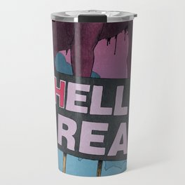 A Sense of Foreboding and Dread Travel Mug
