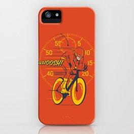 Whoosh! iPhone Case