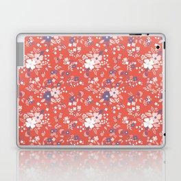 Wild Flowers II Laptop & iPad Skin