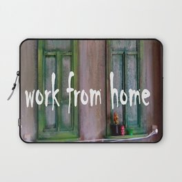 work from home Laptop Sleeve