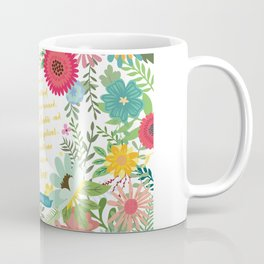 Ephesians 4:1-2 Coffee Mug