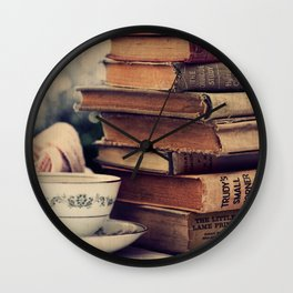 The Best Companions Wall Clock