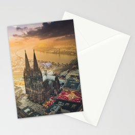 Cologne Cathedral Stationery Cards