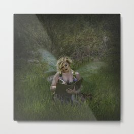 The Recordings Of The Fae Metal Print
