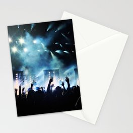 I'M WITH THE BAND - PHOTO Stationery Cards