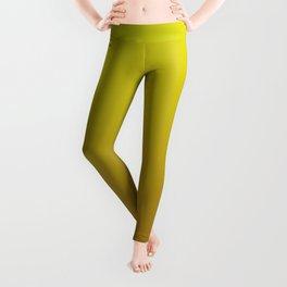 AVALANCHE - Minimal Plain Soft Mood Color Blend Prints Leggings