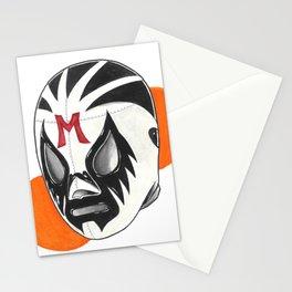 Mil Mascaras Mask Art Stationery Cards