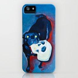 HOT NIGHT HOUND iPhone Case